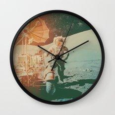 Project Apollo - 11 Wall Clock