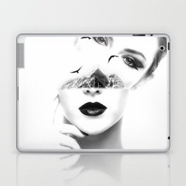 Duplicate your thought Laptop & iPad Skin