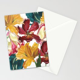 Flower Power Stationery Cards