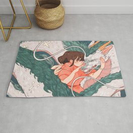 Only Love Can Break a Seal Rug