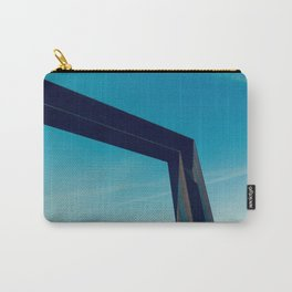 Beam in the Sky Carry-All Pouch