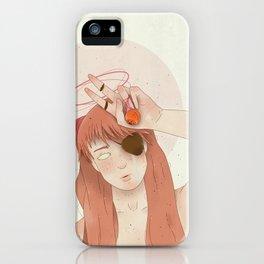 Asuka Langley 02 iPhone Case