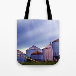 Mukwonago Grain Silos Tote Bag