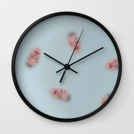 bath Wall Clock