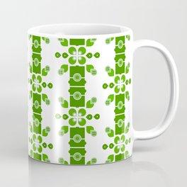 Bamboo forest – green Coffee Mug