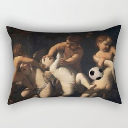 PutBall Rectangular Pillow
