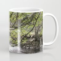 bridge Mugs featuring Bridge   by Mark Spence