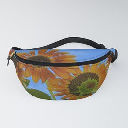 never trust a perfect sunflower Fanny Pack