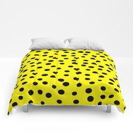 Queen of Polka Dots Comforters