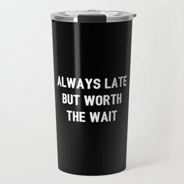 The Guilty Person V Travel Mug
