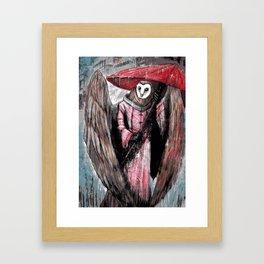 Chikap Kamui Framed Art Print