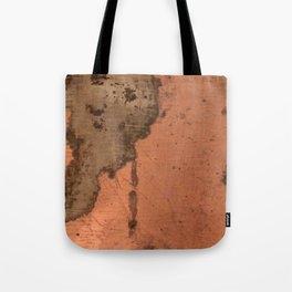 Tarnished Copper rustic decor Tote Bag