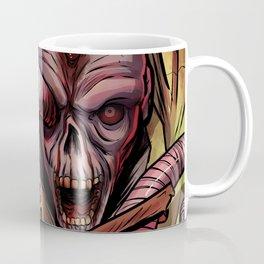 Worm Zombie Coffee Mug