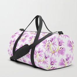 Surprise Lily Pattern 2 Duffle Bag
