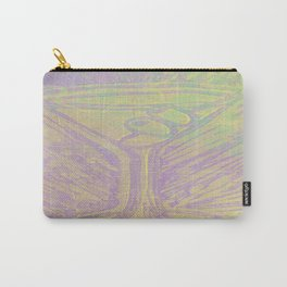 purple martini Carry-All Pouch