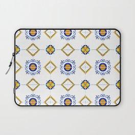 Majolica pattern Laptop Sleeve