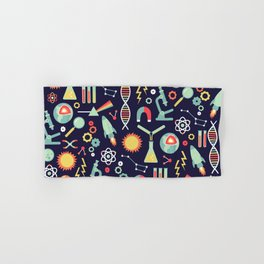 Science Studies Hand & Bath Towel