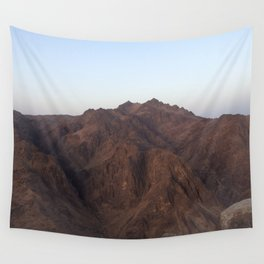 Moses mountain Wall Tapestry
