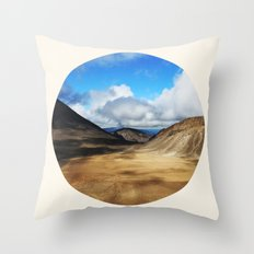 Life Is A Journey (Colour)  Throw Pillow