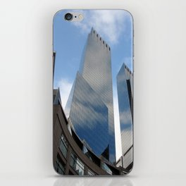 New Yorker Skyline  iPhone Skin