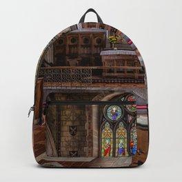 Chapel Window Backpack