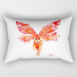 Imago Inferno Rectangular Pillow
