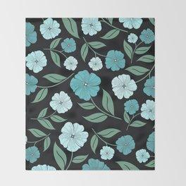 Wildflower Dreams Throw Blanket