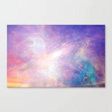 World Above Canvas Print