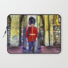 Coldstream Guard Art Laptop Sleeve