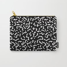 Retro Themed Repeated Pattern Design Carry-All Pouch