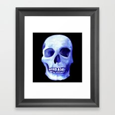 Bones IX Framed Art Print