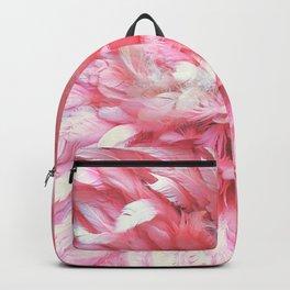 Iroquai Pink Backpack