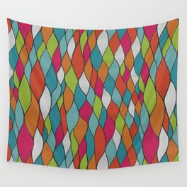 color river Wall Tapestry