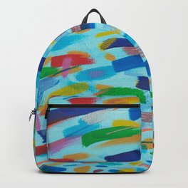 Color Whirl Backpack