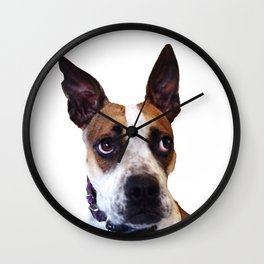 Sissy the Great Wall Clock