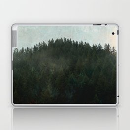 PNW Forest Grunge Laptop & iPad Skin