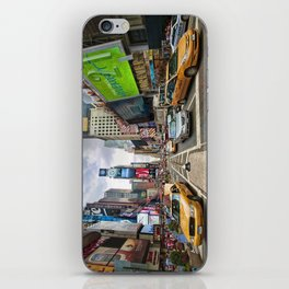 Time Square iPhone Skin
