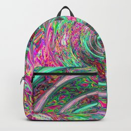 Mr Green & Miss Pink Backpack