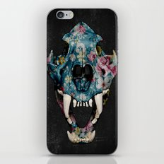 Floral Tiger iPhone & iPod Skin