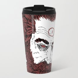 God Of The Wasteland Travel Mug