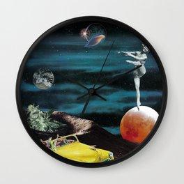 HIGHway 420 Wall Clock