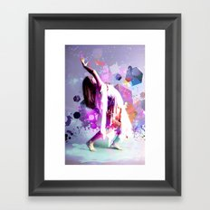 Ascending Angels Framed Art Print