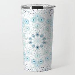 Spring breeze mandala Travel Mug