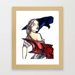 Vertigo of Bliss/Only Revolutions Framed Art Print
