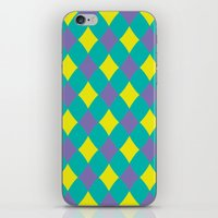 preppy iPhone & iPod Skins featuring Preppy by machmigo