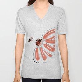 Buzzy Bee Unisex V-Neck
