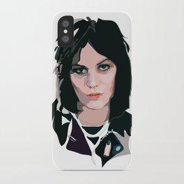 Joan Jett iPhone Case