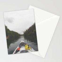 Live the Kayak Life Stationery Cards