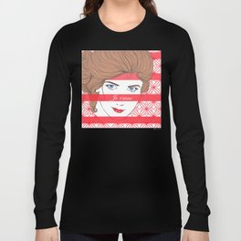 Je t'aime Long Sleeve T-shirt