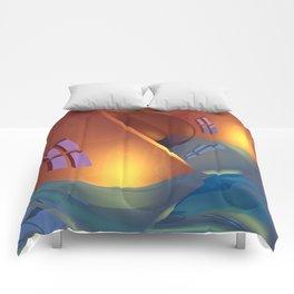 space curvature -1- Comforters